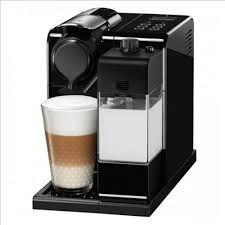 Кофемашина Nespresso Lattissima Touch