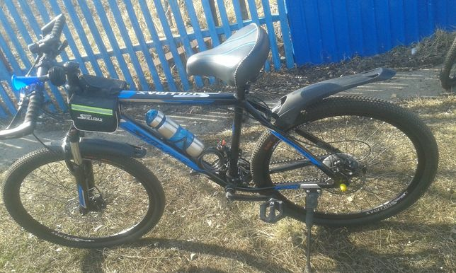 Велосипед Skillmax.