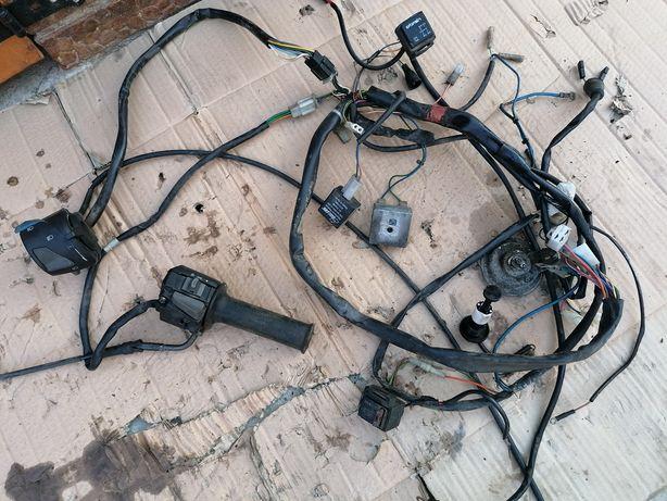 Instalatie electrica Aprilia Rs