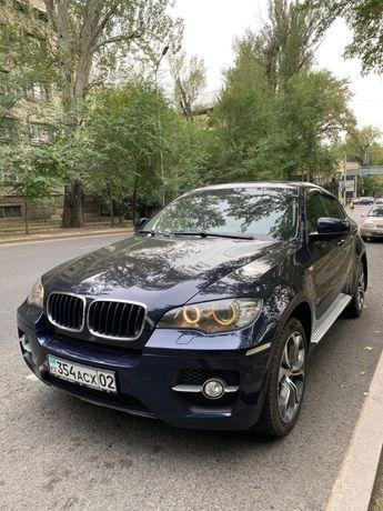 Автомобиль 2009 BMW X6