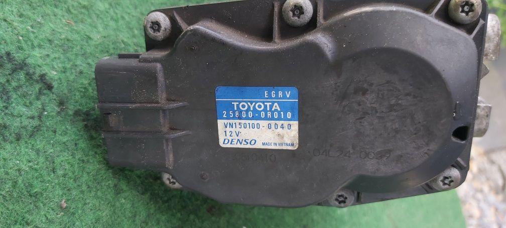 ЕГР за Тойота Авенсис т27 2.0 д4д 126 к.с. / Toyota d4d