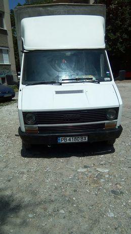 Камион-Ивеко. Модел 35-10