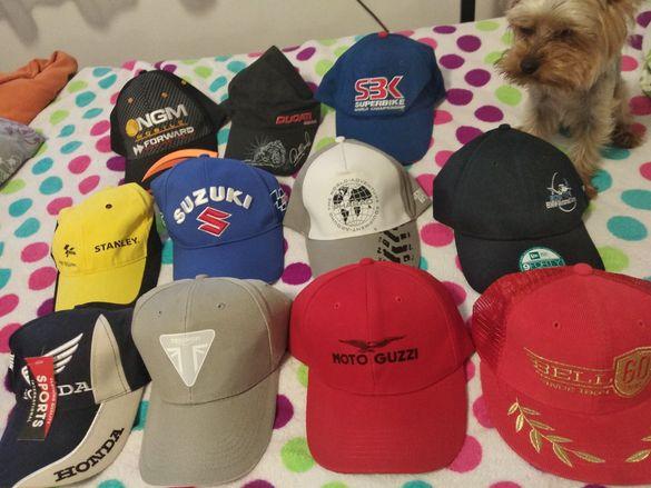 Мото шапки