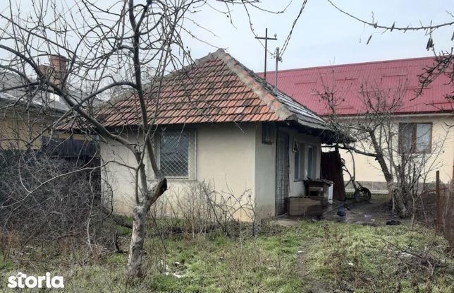 Casa si teren Husi jud. Vaslui ID 9973
