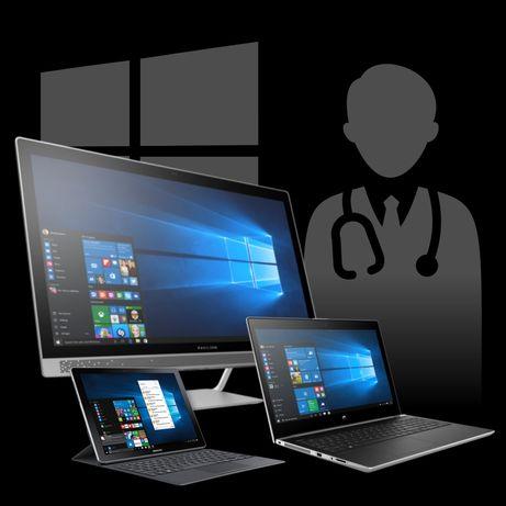 Reparații Laptop, PC, Upgrade, Windows