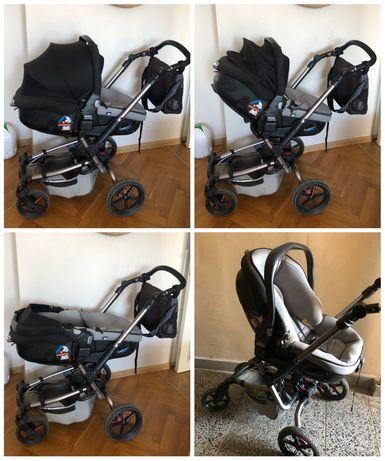 Бебешка количка Jane Epic Matrix с Аксесоари Унисекс цвят