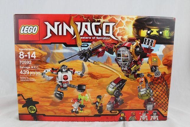 LEGO Ninjago Vânător recompense 70592 / Katana 4x4 70675NOU
