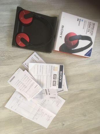 Casti SONY DJ fara fir MDR-zx550BN wireless