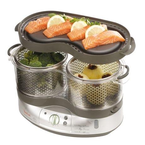 Tefal VitaCuisine steamer aparat de gătit cu aburi