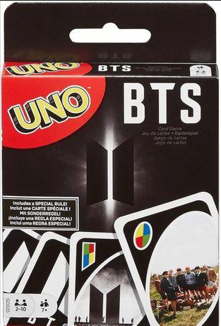 BTS нови карти UNO