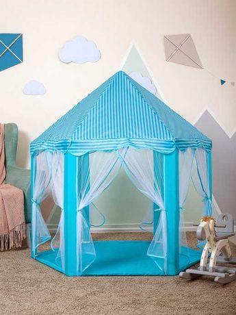 Палатка детская игровая/ детский игровой домик / шатер / домик для реб