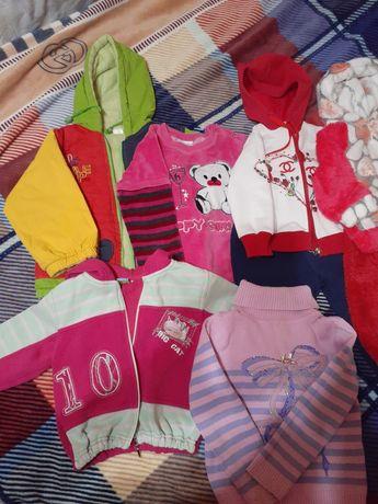 Пакет детских вещей от 1-3 лет