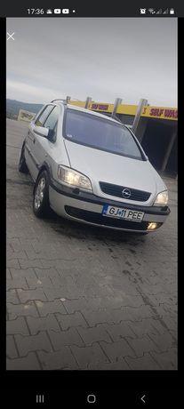 Opel zafira 1.8 benzina +GPL