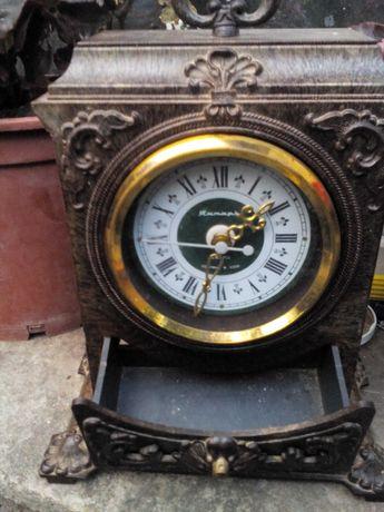 Янтарь   руски  часовник