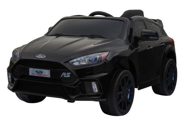 Masinuta electrica pentru copii FORD FOCUS RS, culoare Negru