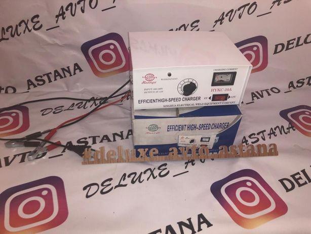 Зарядное устройство для автомобильного аккумулятора 12-6в 20А