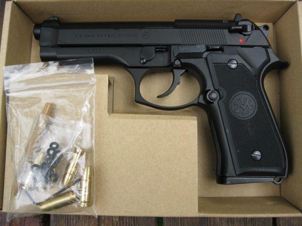 Pistol *MODIFICAT* FULL Metal NOU airsoft CO2 Cu AER Comprimat Pusca