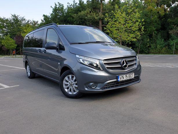 Inchiriez microbuz Mercedes Vito / Opel Vivaro / Transport privat