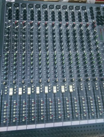 SoundCraft Spirit Li've 4-2 Profesional MIXER 12 canale ENGLANG