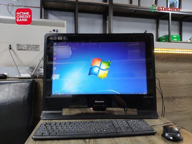 Моноблок Huntkey 21.5 Full HD разрешение Гарантия Год! Клавиатура мышь