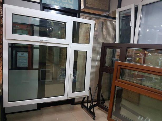 Пластиковые окна двери балконы витражи и алюминиевые перегородки