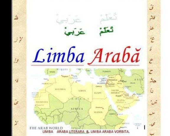 Lectii Limba Araba