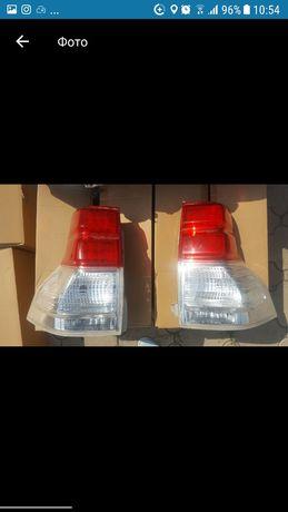 Задние фонари прадо150