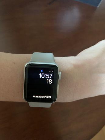 Смарт-часы Apple Watch 3 Serios 38 mm