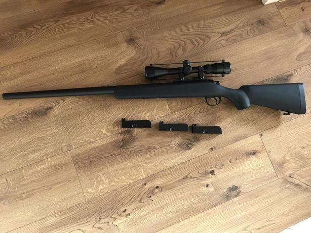 Oferta!! Pusca cu Luneta/Sniper/Awp AIRSOFT Modificata!! Stoc Limitat