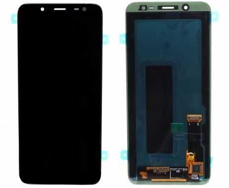 Display Samsung J6 A6 A6 plus A7 A8 Original AMOLED Montaj pe loc