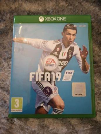 Fifa 19 Xbox One S One X Series X seies S!!!
