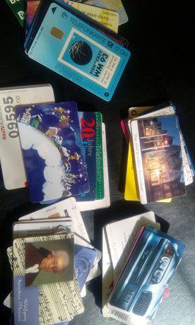 Фоно карти най различни