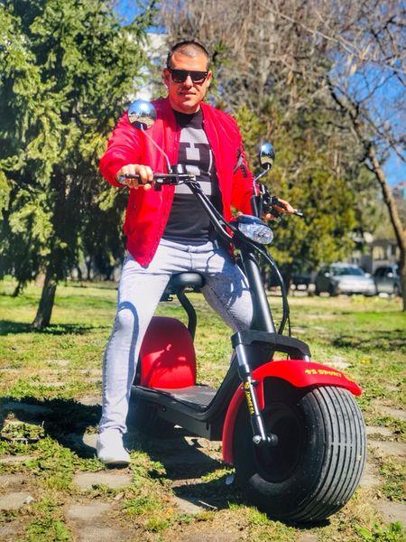 Харли скутер 1500W • Citycoco scooter 1500W • Електрически скутер • гр. Бургас - image 1