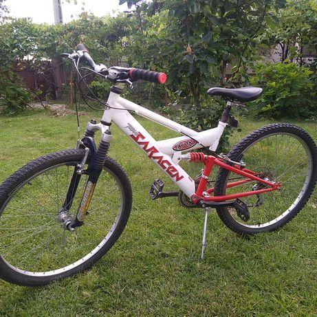 """Bicicleta copii 26"""" full suspension"""