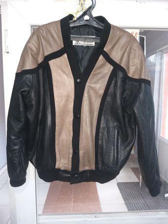 Кожаная куртка из Германии
