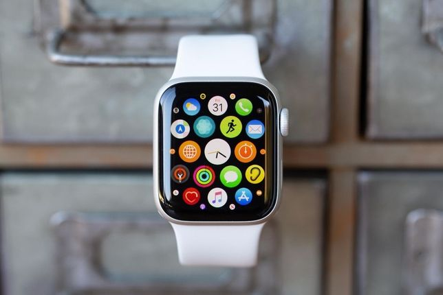 Apple Watch T5 plus LUX / Смарт Часы / iPhone / Android / Гарантия