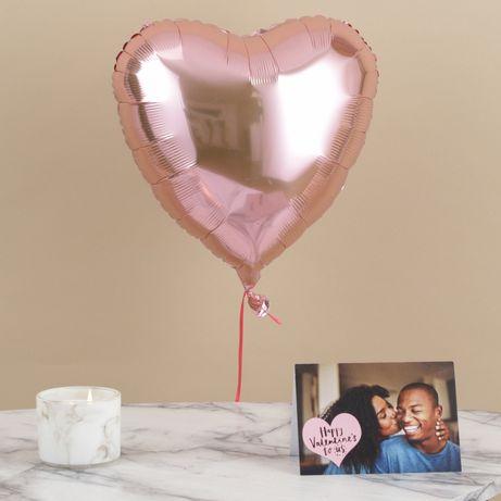 Baloane in forma de Inima/Heart/Love 8 Martie