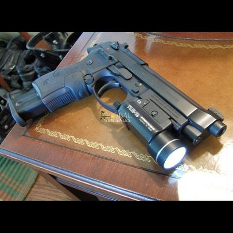 SUPER-PISTOL Airsoft Modificat Mecanism INTERN-METALIC 4 Jouli Taurus