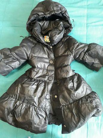Детский пуховик (куртка, пальто)