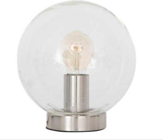 Настолна стъклена лампа Aurosens