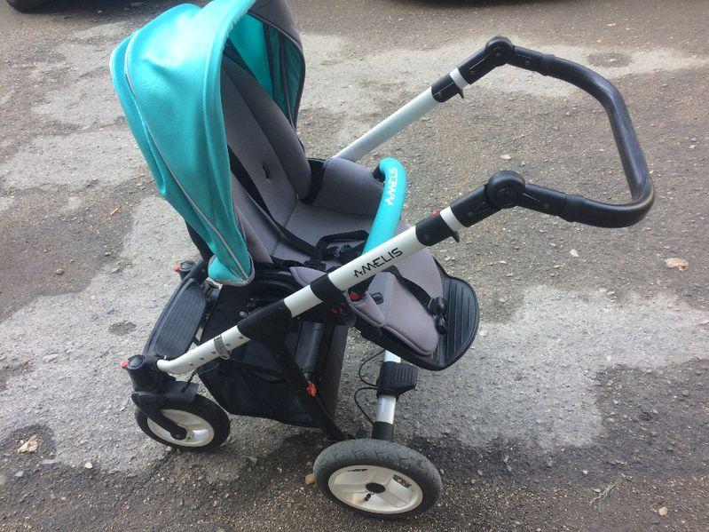 Бебешка количка Amelis Pro 2в1 гр. Добрич - image 1