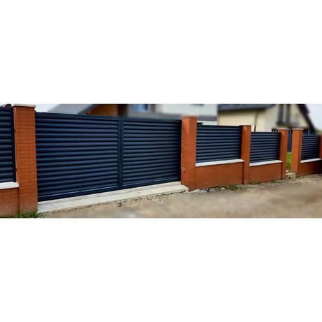 Porți și garduri