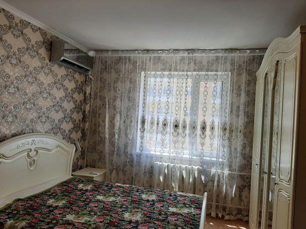 Посуточно 1 комнат квартира 7 мкр