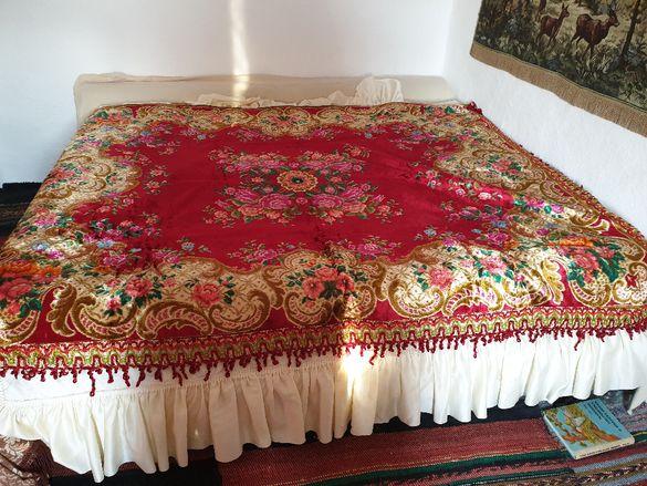 комплект покривало за легло шалте