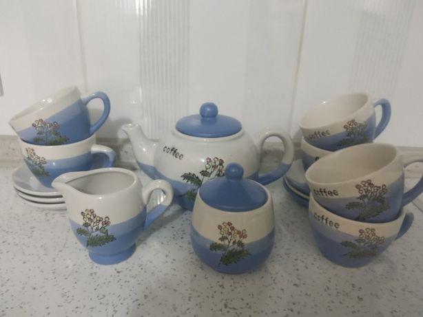 СРОЧНО Чайный набор 15 предметов 6500 тг.