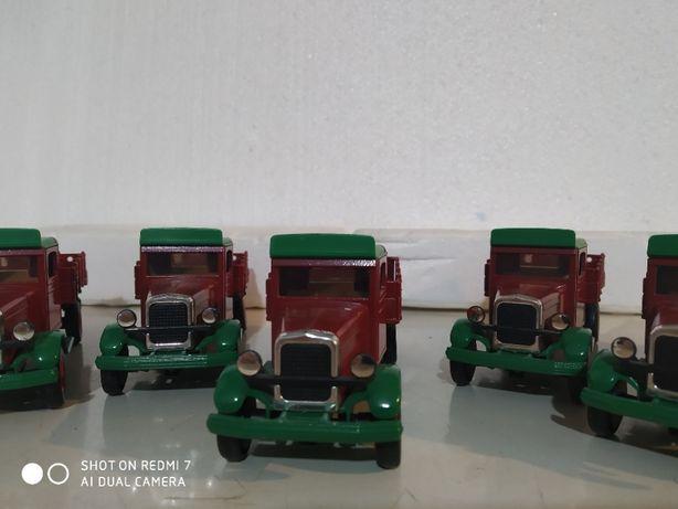 Machete auto metalice,camioane Siku White LKW(W. Germany),scara 1/55