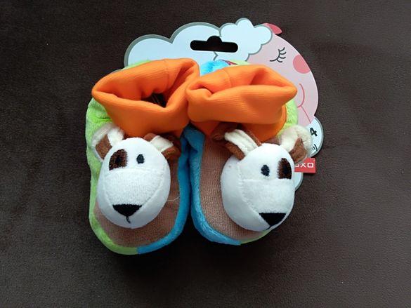 Бебешки буйки подарък бебе