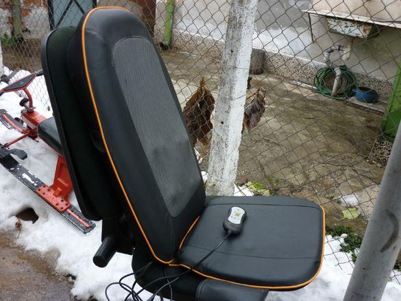 масажиращ стол стелка