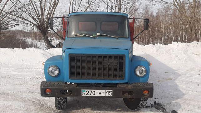 Грузоперевозки на ГАЗ 53