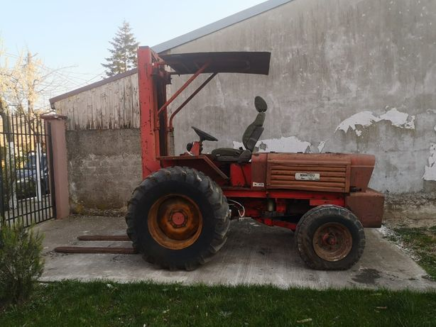 Vand motostivuitor Manitou MB 250